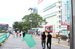 藤沢駅 北口ロータリー