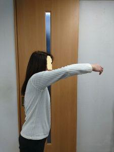四十肩の改善例1