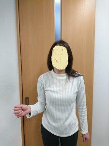 四十肩の改善例3