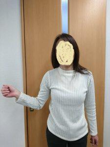 四十肩の改善例4